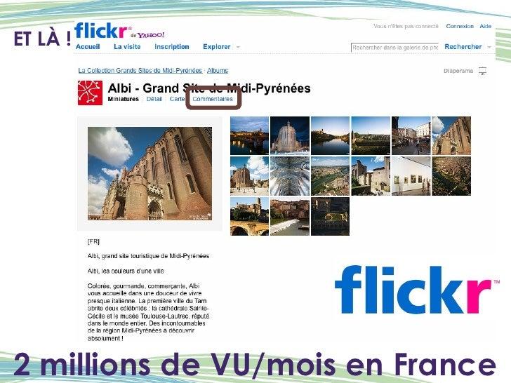 ET LÀ ! 2 millions de VU/mois en France