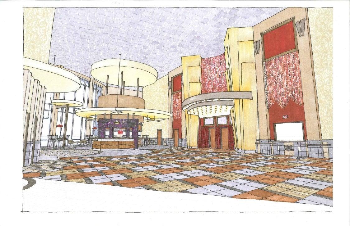 Theatre - Village at Leesburg
