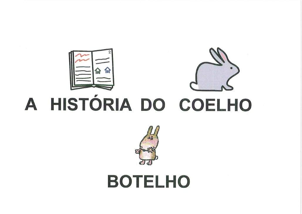 a historia do coelho botelho