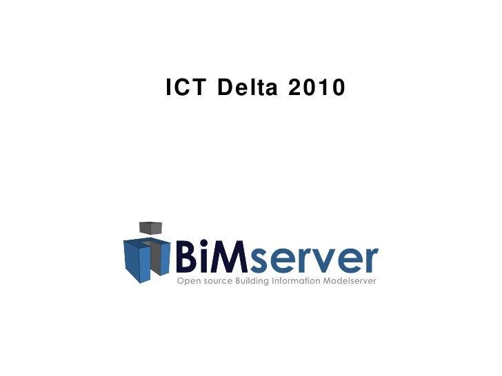 ICT Delta 2010