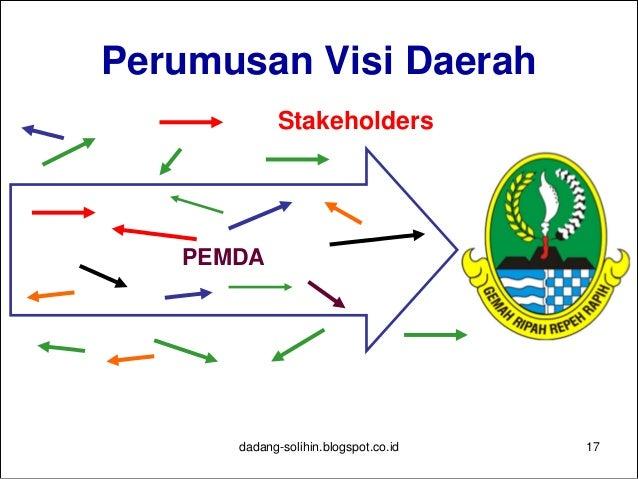 Perumusan Visi Daerah PEMDA Stakeholders 18dadang-solihin.blogspot.co.id