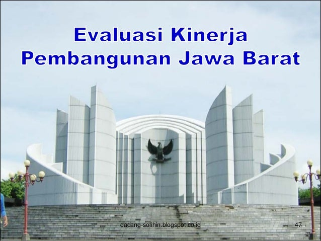 Indikator Utama dadang-solihin.blogspot.co.id 48 No Indikator Tahun 2004 2005 2006 2007 2008 1 Laju Pertumbuhan ekonomi *)...