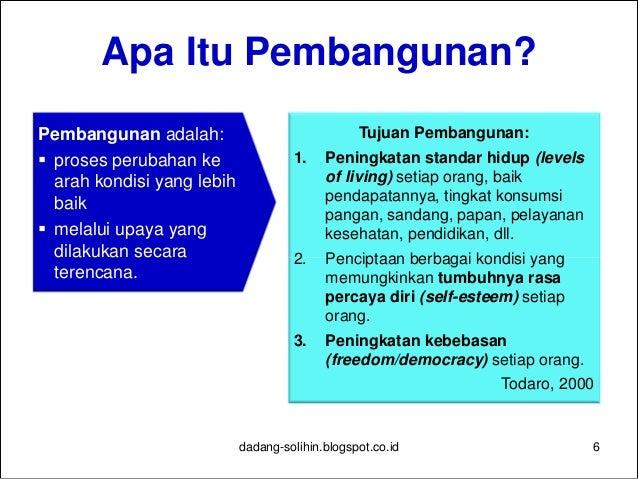 How? 1. Mengurangi disparitas atau ketimpangan pembangunan  antar daerah  antar sub daerah  antar warga masyarakat (pem...