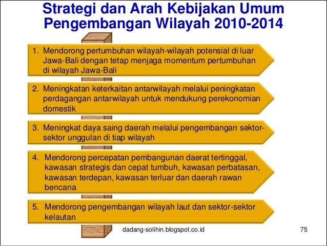 Langkah-langkah yang Perlu Dilakukan Pemerintah Daerah (1/2) 76 1. Melakukan sinkronisasi RPJMD dengan prioritas nasional ...