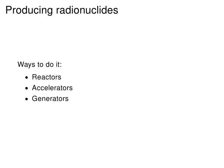 nuclear medicine physics the basics ramesh chandra pdf
