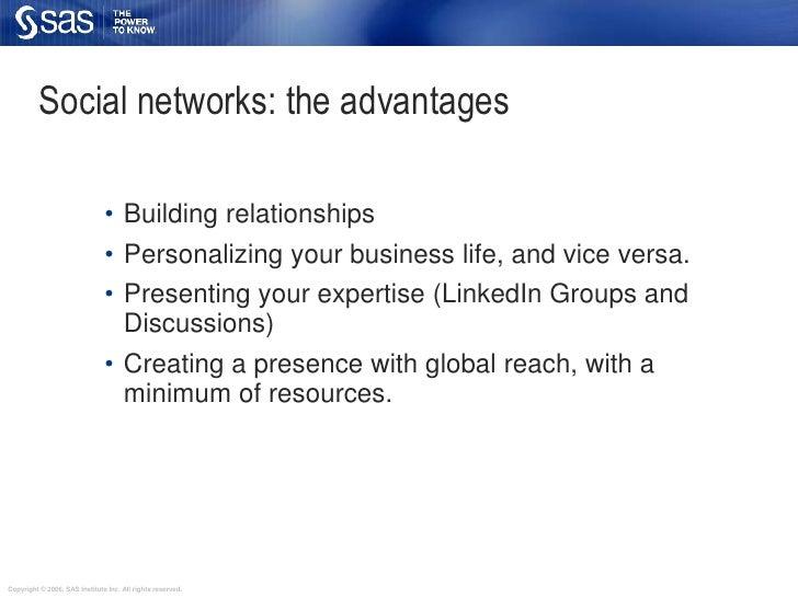 Four keys to success in social media<br />