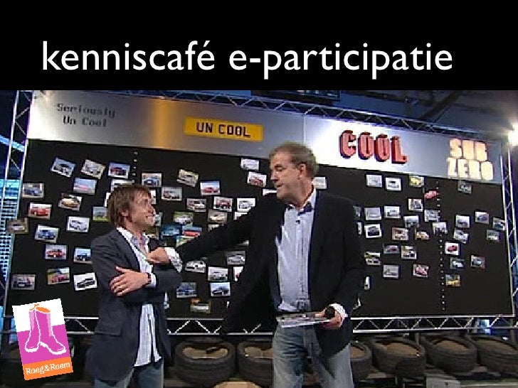 kenniscafé e-participatie