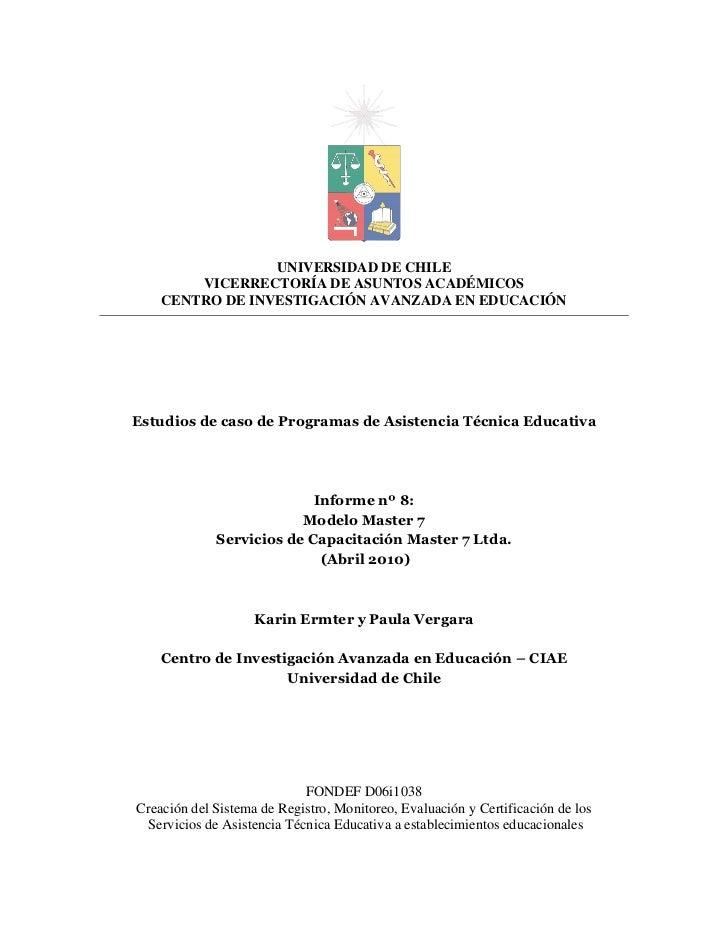 Certificado CIADE