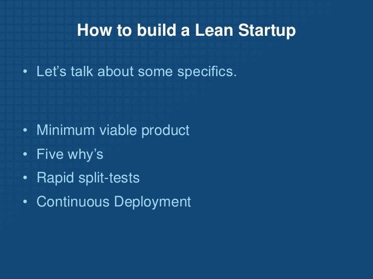 Build buzz in the press and blogosphere.</li></li></ul><li>Startup<br />2<br />
