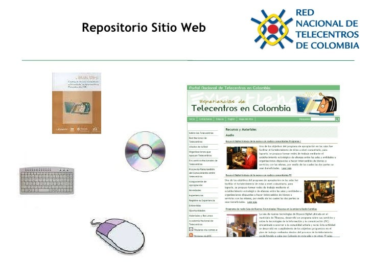 Repositorio Sitio Web