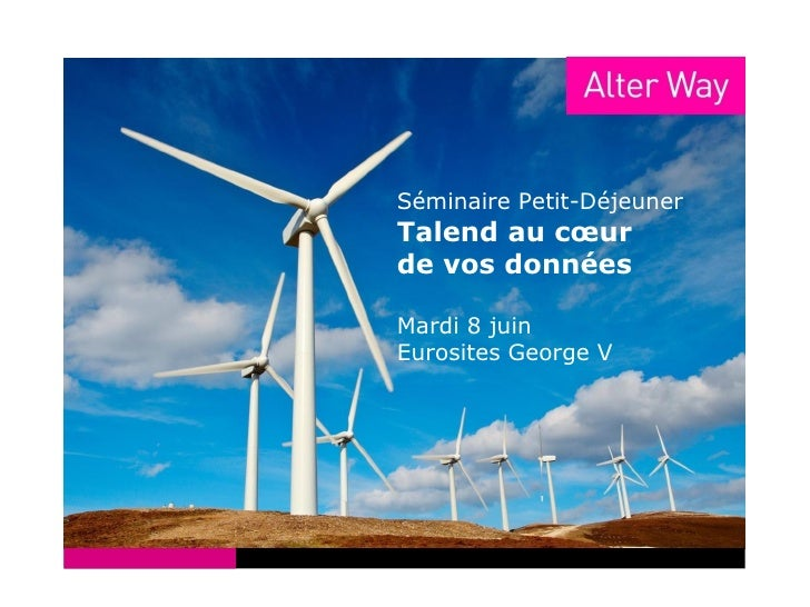 Alter Way Petit Dejeuner Talend (2010-06-08)
