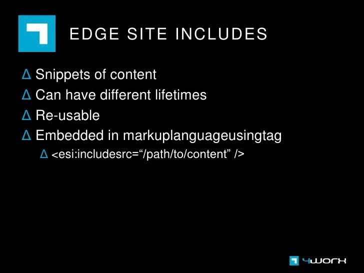 Edge Side Includes in Zend Framework without Varnish Slide 2