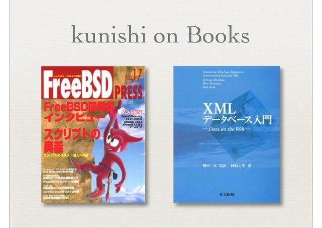 kunishi on Books