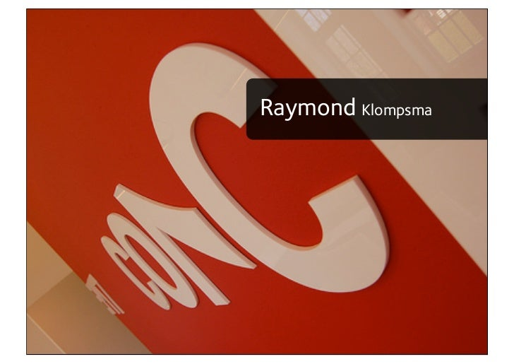 Raymond Klompsma