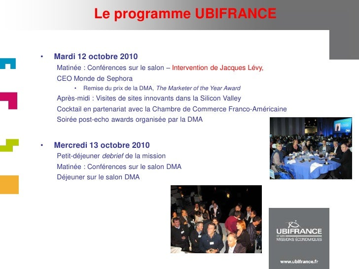 2010 07 02 conf cecile delettre m commerce usa - Chambre de commerce franco americaine ...