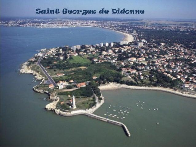 La charente maritime vu du ciel - Office du tourisme st georges de didonne ...
