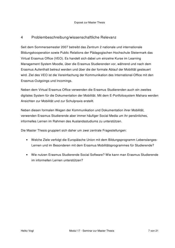 master thesis seitenränder