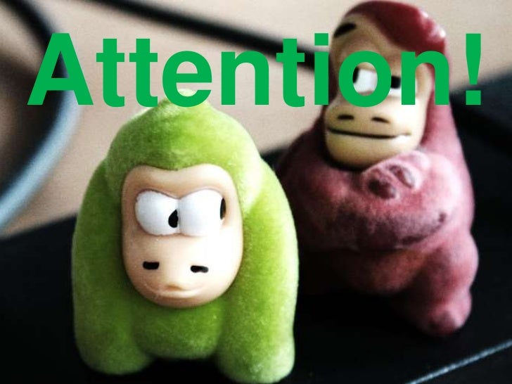 Attention!<br />