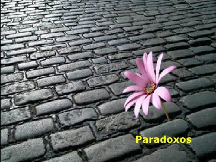 Paradoxos