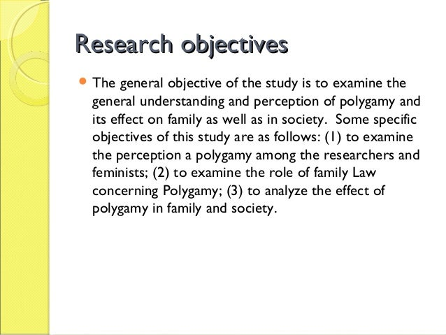 objective of study for broken family A study on problem solving skills of the children from broken family and full parents family attending regional primary boarding school.