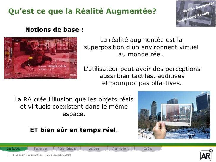 20100928   la realité augmentée