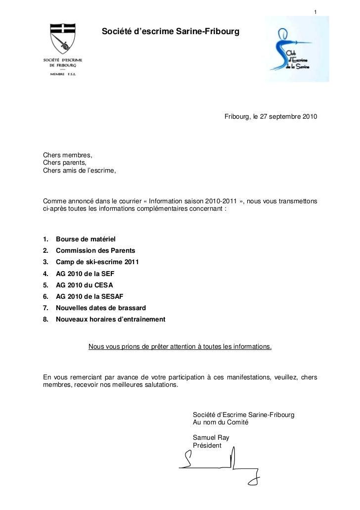 1                   Société d'escrime Sarine-Fribourg                                                             Fribourg...