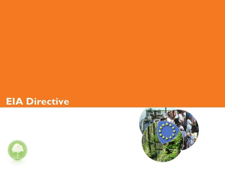 EIA Directive
