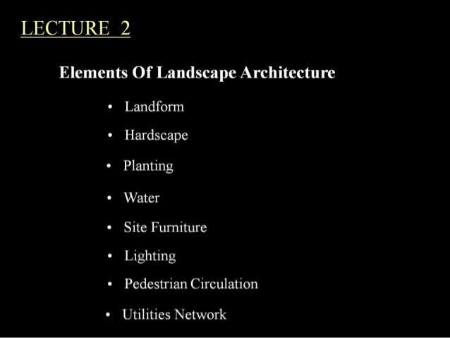 2010.10.13 AUC New Cairo - Dr. Maher Stino - Landscape Architecture - Part (2) Slide 2