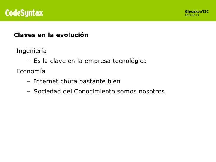 <ul><li>Ingeniería </li></ul><ul><ul><li>Es la clave en la empresa tecnológica </li></ul></ul><ul><li>Economía </li></ul><...