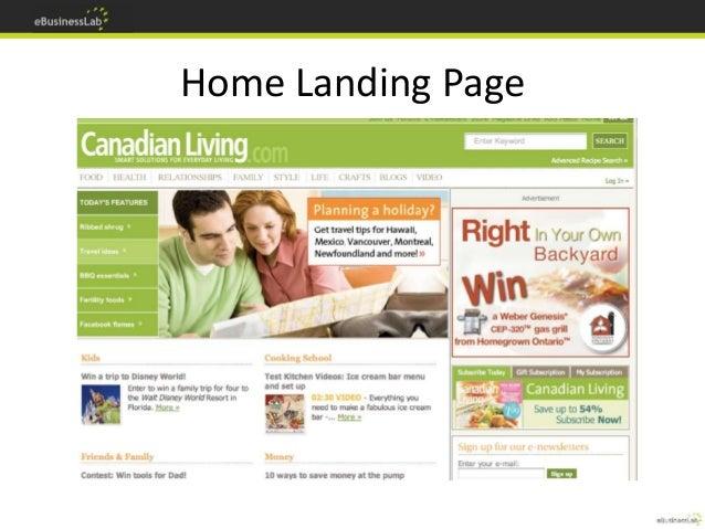 Meta Tag Landing Page