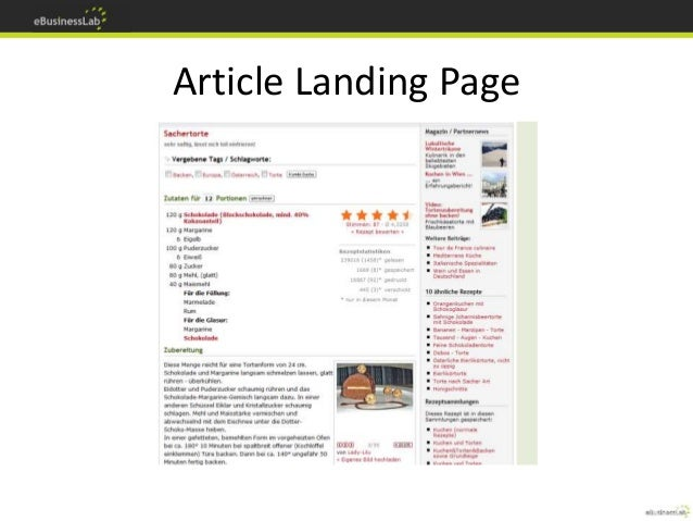 Rapid Conversion Landing Page