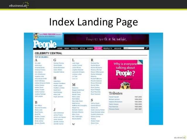 Sales Letter Landing Page