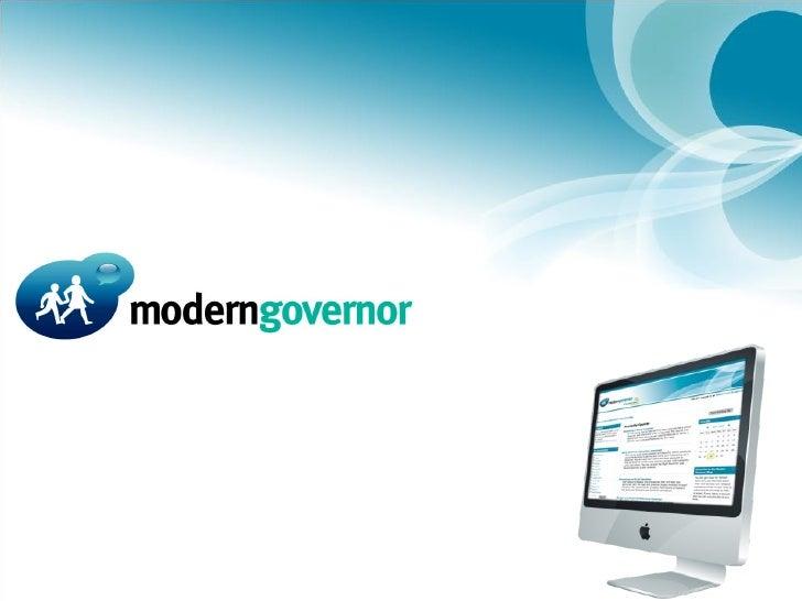 Modern Governor in Ealing Slide 1