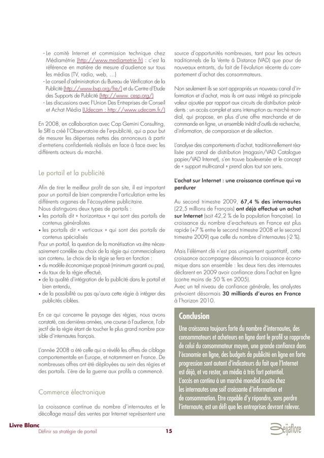 - Le comité Internet et commission technique chez Médiamétrie (http://www.mediametrie.fr) : c'est la référence en matière ...