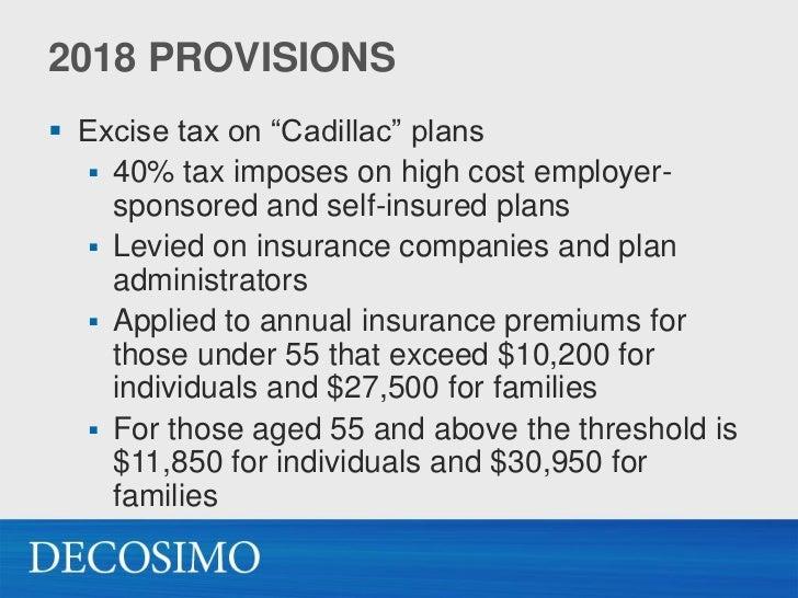 Health Care Reform Tax Update
