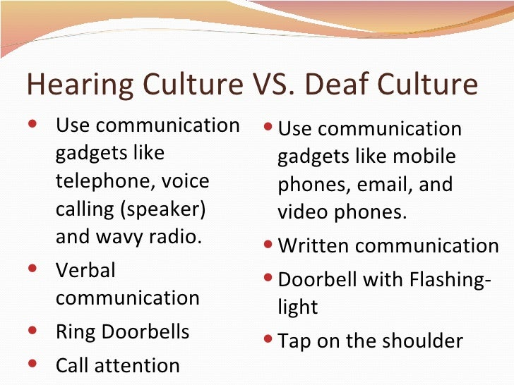 deaf culture essay topics On pinterest | see more ideas about deaf culture, american sign language  and asl videos  masculinity vs femininity essay topics topics in this paper.
