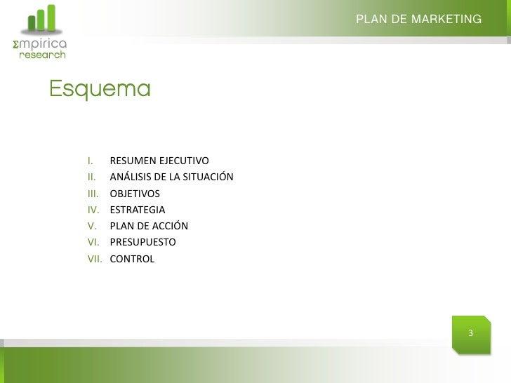 Guía para elaborar un Plan de Marketing Slide 3