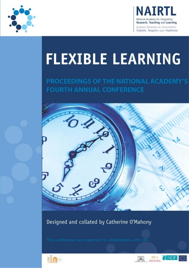 2010 Conference Proceedings - Flexible Learning