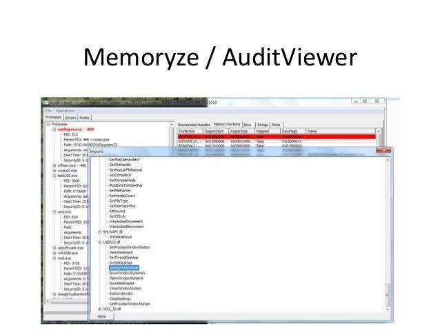 Bonus – Volatility consoles root@SIFT-Workstation:/cases/01/MEMORYDUMP# volatility2 -f ACMEXP1-20130815-051322.raw console...
