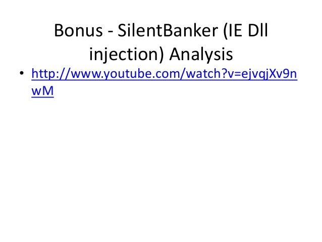 Bonus - Android Memory Forensics • Acquisition – LiME () • Analysis: – List all the executed processes: • $ volatility-2.3...