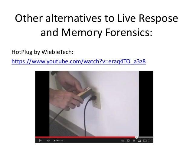 2010 2013 sandro suffert memory forensics introdutory work shop - public