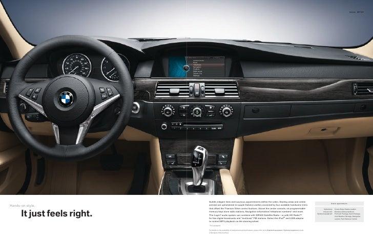 BMW I Boston - 2010 bmw 535i