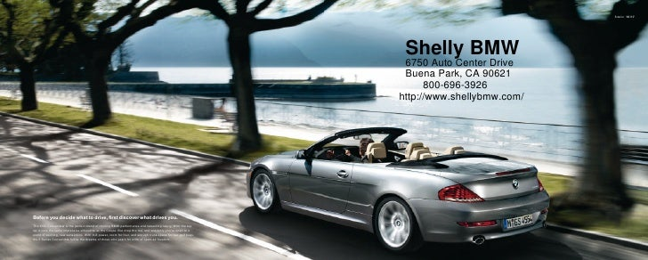 2010 Shelly Bmw 650i Coupe Los Angeles Ca