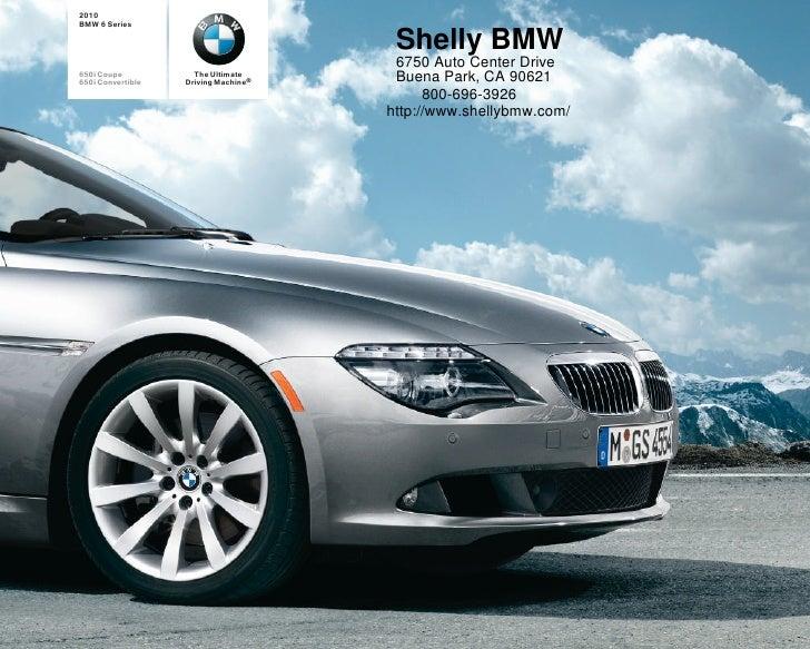 2010 BMW 6 Series                                         Shelly BMW                                        6750 Auto Cent...