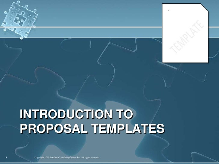 APMP Best Proposal Templates – Best Proposal Templates