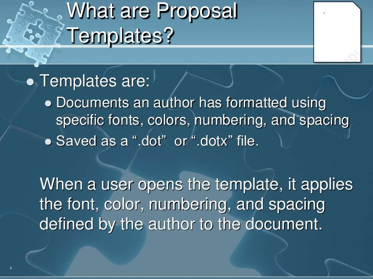 Apmp Best Proposal Templates
