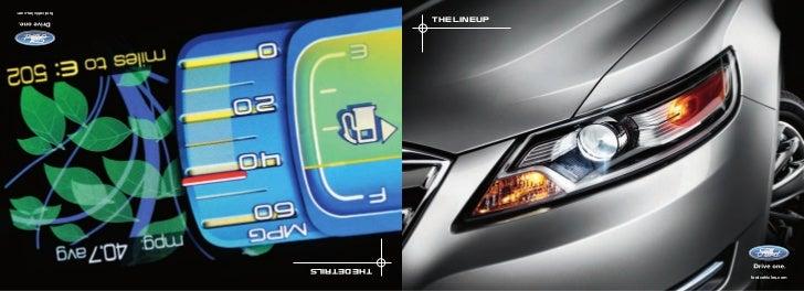 fordvehicles.com                                THE dETaILs                   THE LINEUP                                  ...