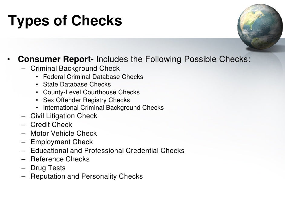 2010 background check 101 compatibility mode 7 types of checks thecheapjerseys Choice Image