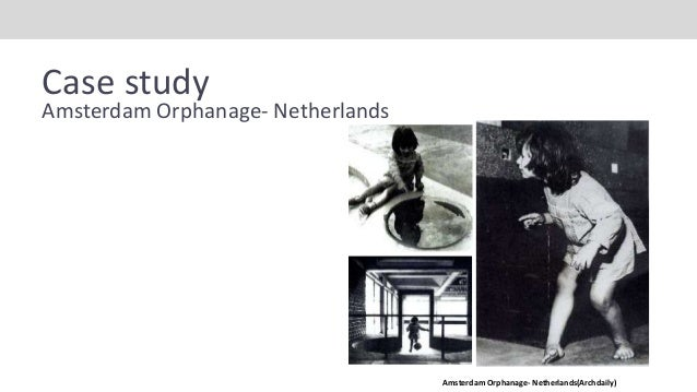 Design interventions for orphan children to