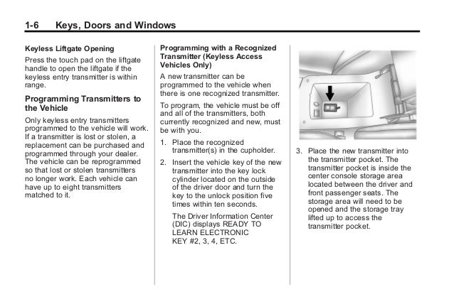 2010 cadillac srx owners manual rh slideshare net cadillac srx owners manual 2014 cadillac srx owners manual 2012